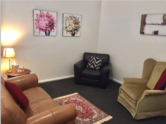 Caringbah counseling room