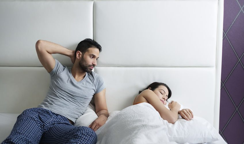Sexless marriage problems